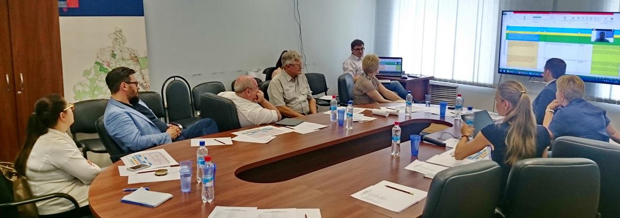 Новые заседания секций Рабочей группы Минстроя России в BIM-Ассоциации