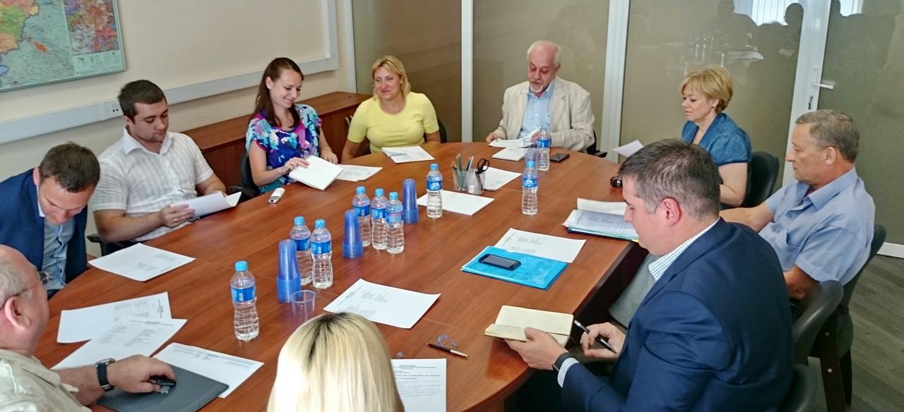 Заседание секции Рабочей группы Минстроя России в BIM-Ассоциации