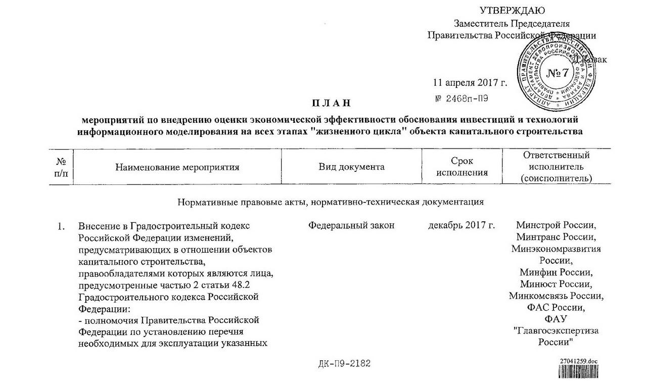 BIM в России: Поехали!