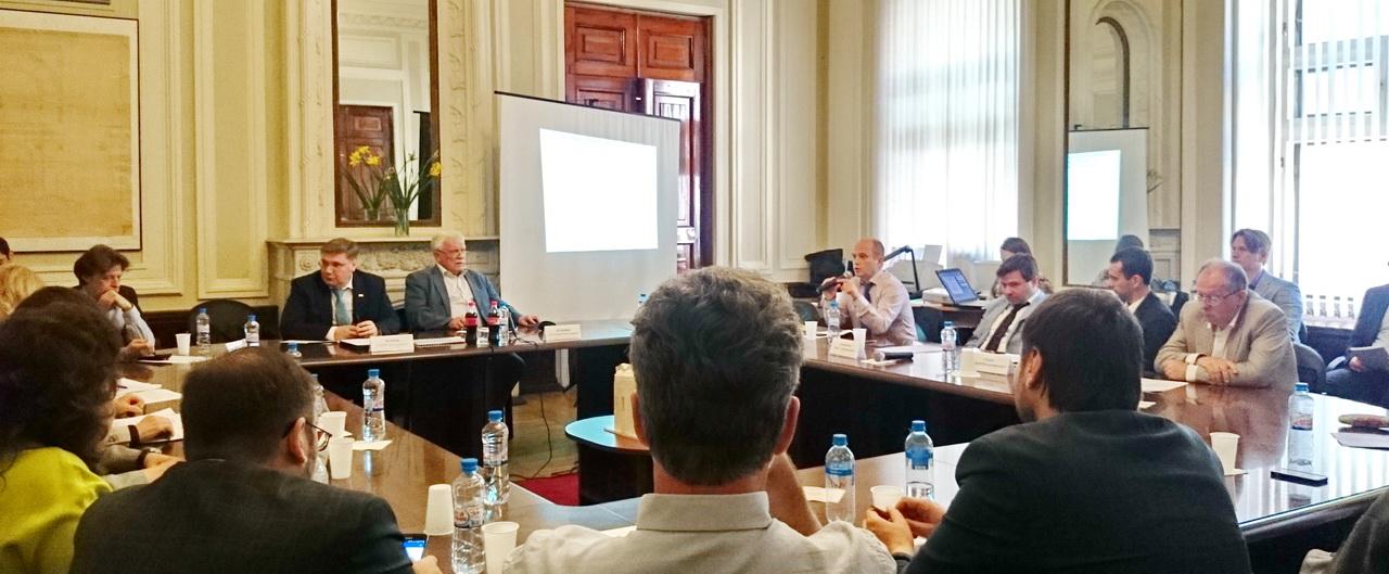 BIM-Ассоциация приняла участие на заседании Правления технологической платформы «Архитектура и строительство»