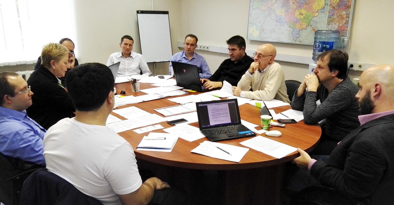 Круглый стол «Своды правил для информационного моделирования в строительстве»