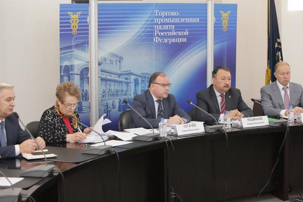 BIM-Ассоциация на заседании по техрегулированию и стандартизации в ТПП РФ